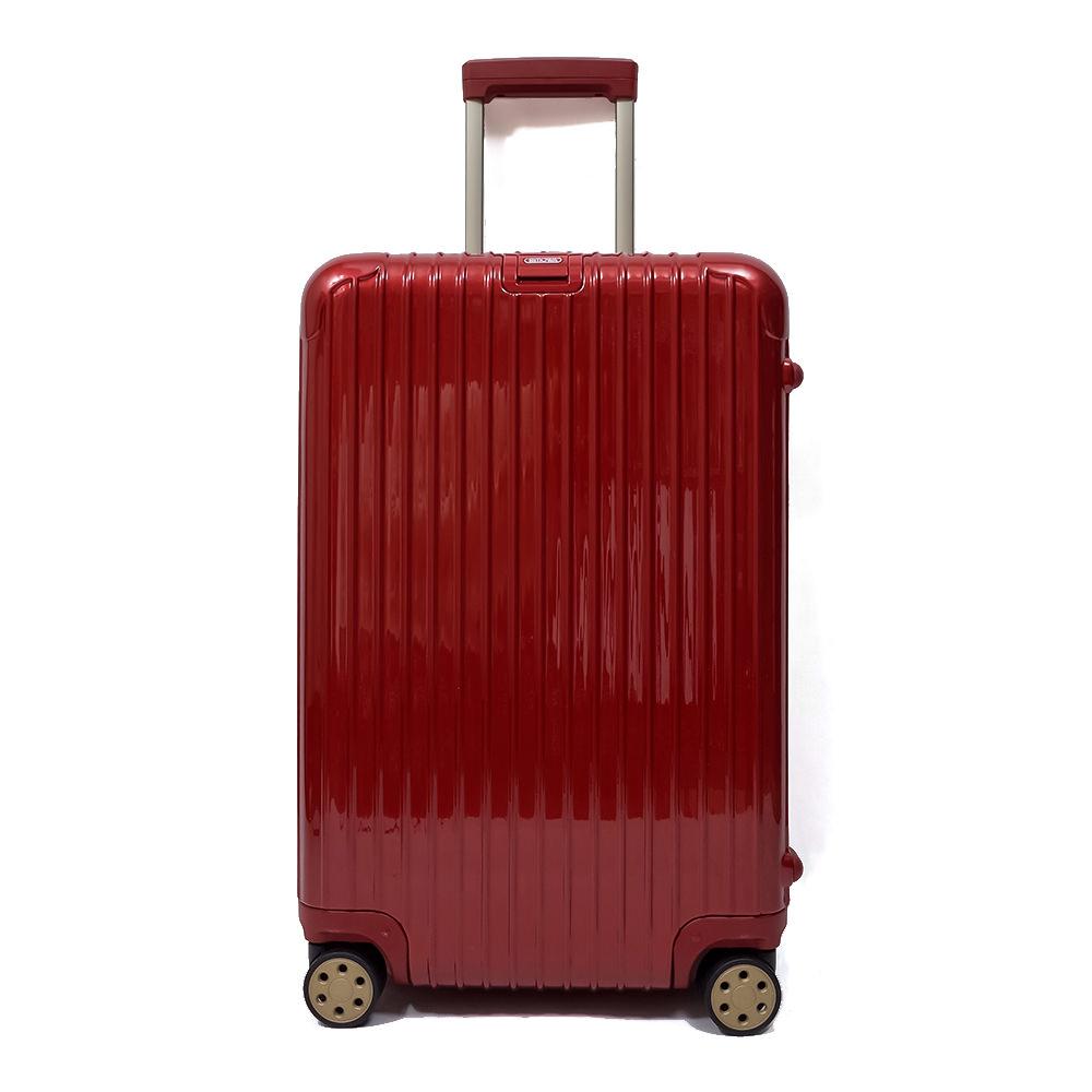 RIMOWA(リモワ)スーツケース リモワ サルサ デラックス 830.63-2 61リットル 中古美品 4輪画像