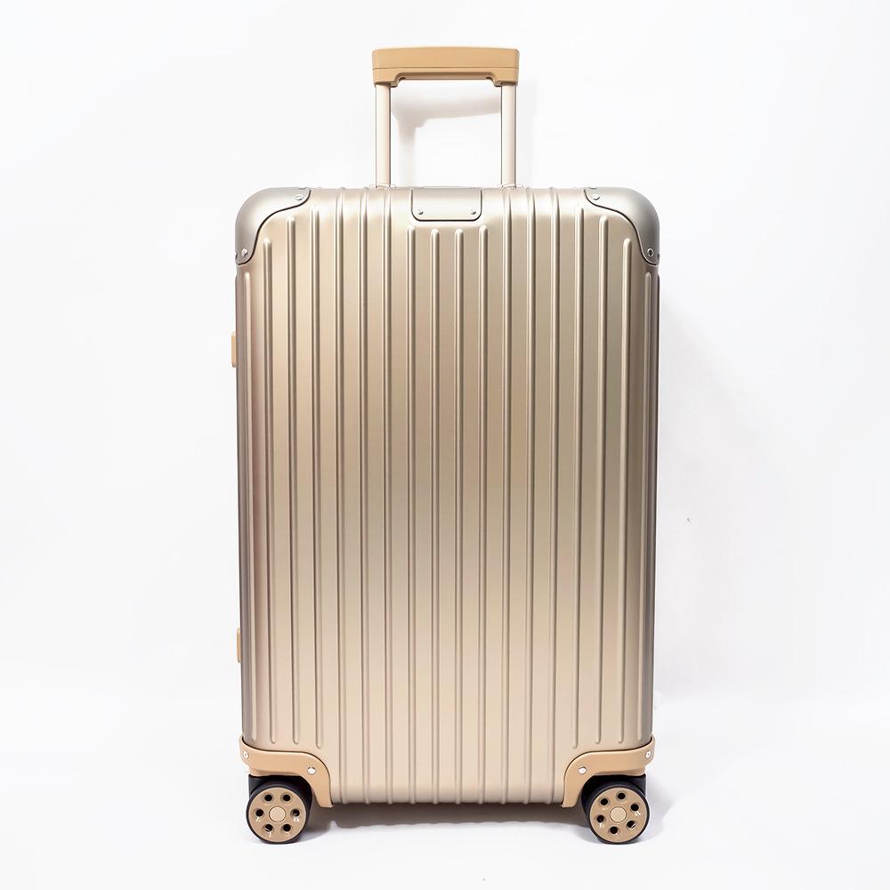 RIMOWA(リモワ)スーツケース リモワ オリジナル チェックインM  60リットル 中古美品 4輪画像