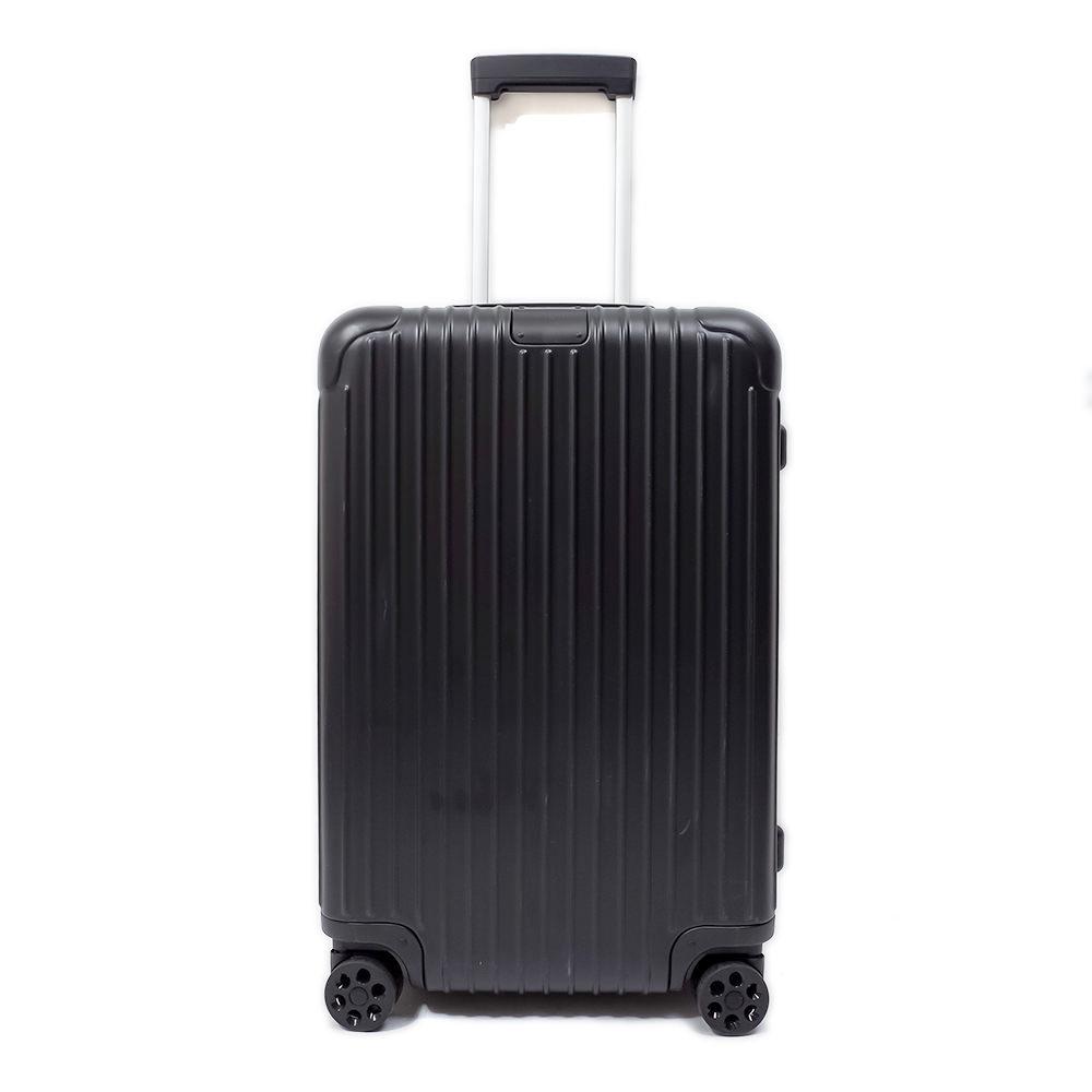 RIMOWA(リモワ)スーツケース リモワ エッセンシャル チェックインM 60L 中古商品 マットブラック画像