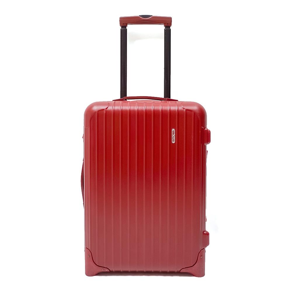 RIMOWA(リモワ)スーツケース リモワ サルサ 855.52-3 35リットル 中古美品 2輪画像