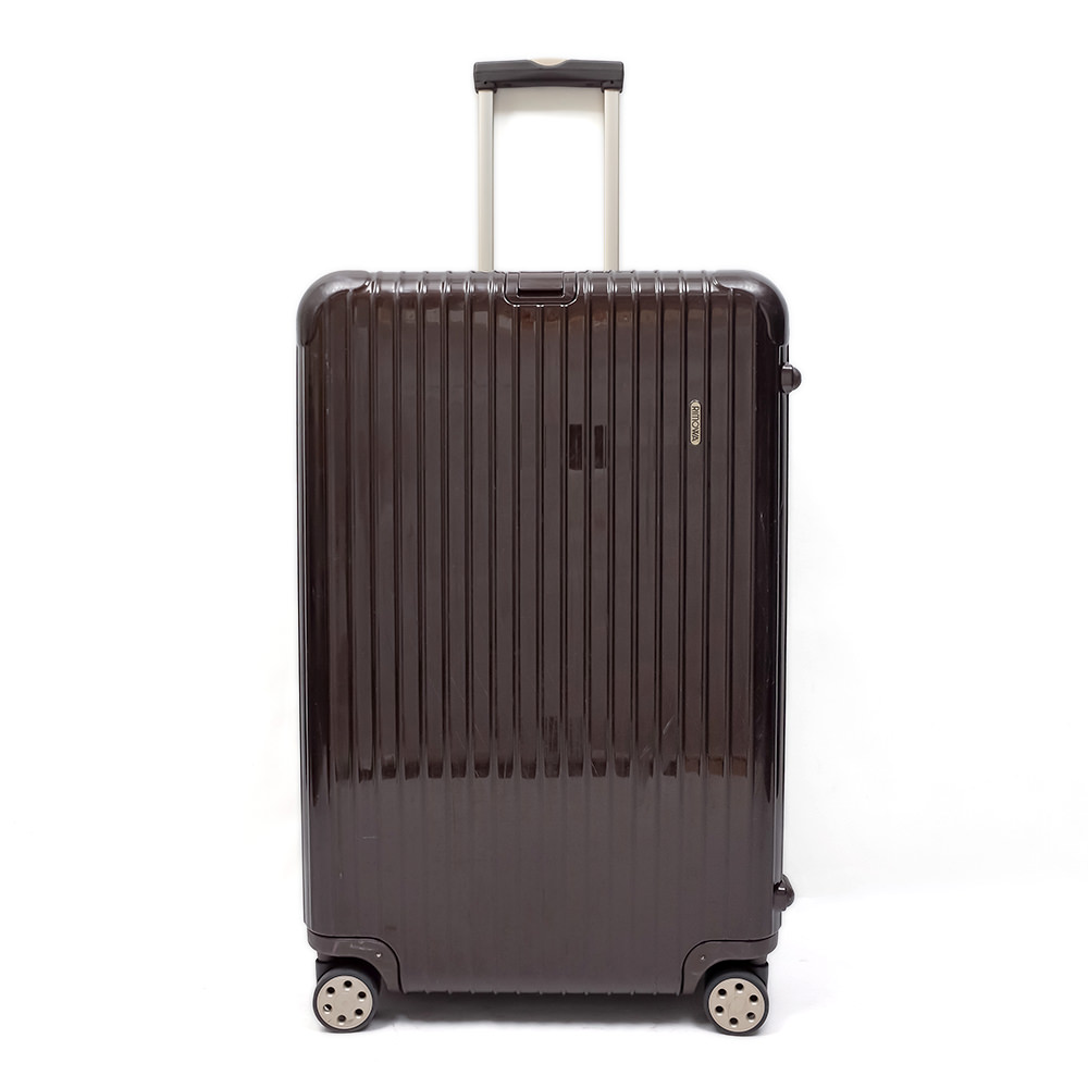 RIMOWA(リモワ)スーツケース リモワ サルサデラックス 中古商品 872.73 87リットル 4輪画像