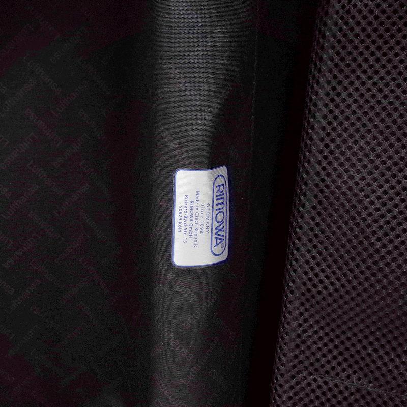 ルフトハンザ リモワ エアーライト コレクション 1742319 58リットル 4輪