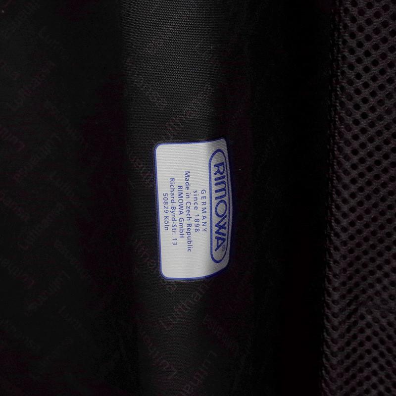 ルフトハンザ リモワ エアーライト コレクション 1747031 32リットル 4輪