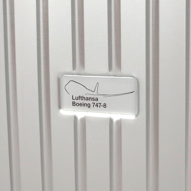 ルフトハンザ リモワ ボーイング 電子タグ 1749474 63.5リットル 4輪