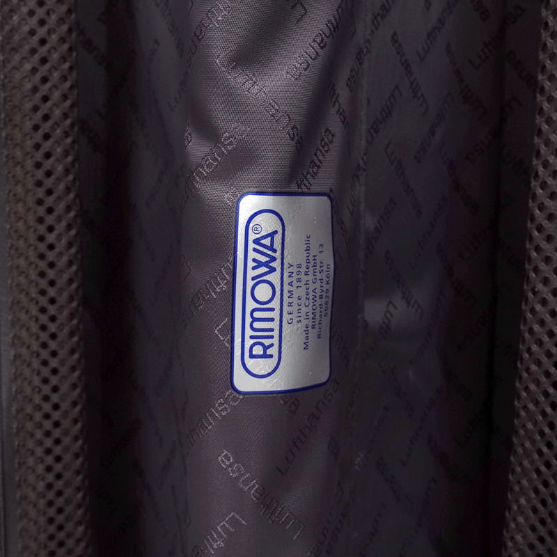 ルフトハンザ リモワ エアーライト プレミアム コレクション 電子タグ 1749478 86.5リットル 4輪