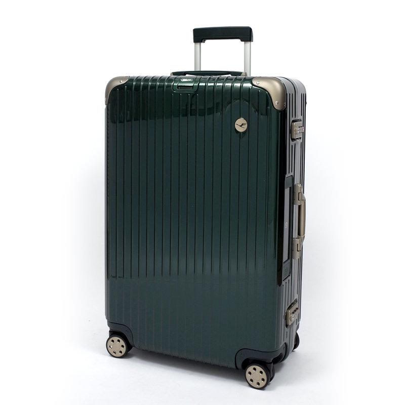 リモワスーツケース ルフトハンザ リモワ エレガンス 電子タグ 1749489 86.5リットル 4輪画像