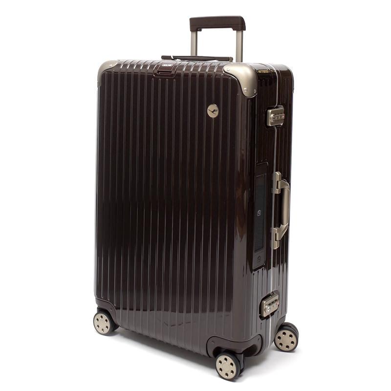 リモワスーツケース ルフトハンザ リモワ エレガンス 電子タグ 1749490 86.5リットル 4輪画像