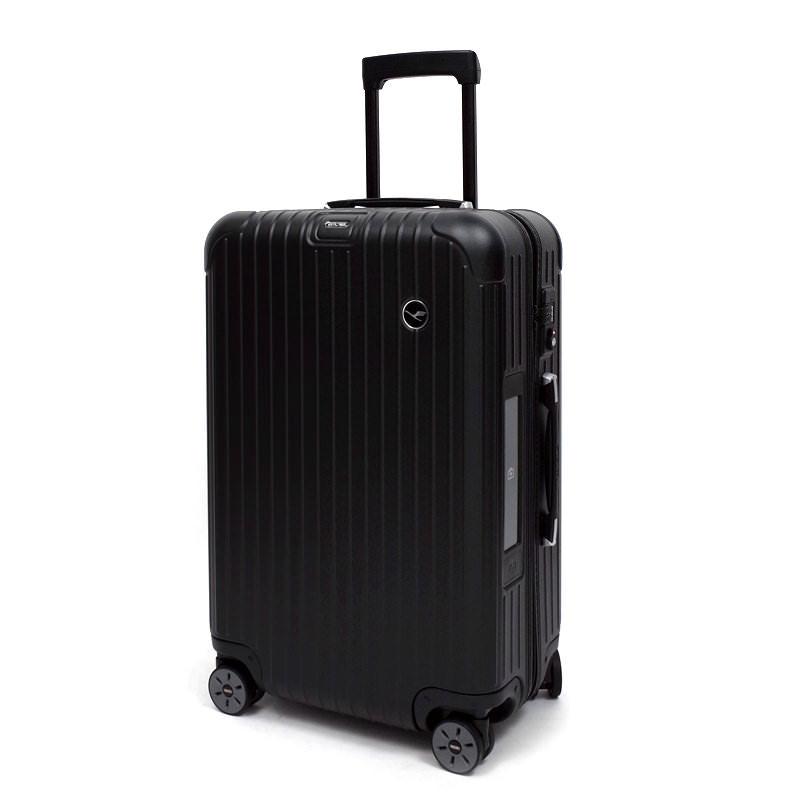 【週末限定価格】ルフトハンザ リモワ エアーライト コレクション 電子タグ 1752070 63.5リットル 4輪