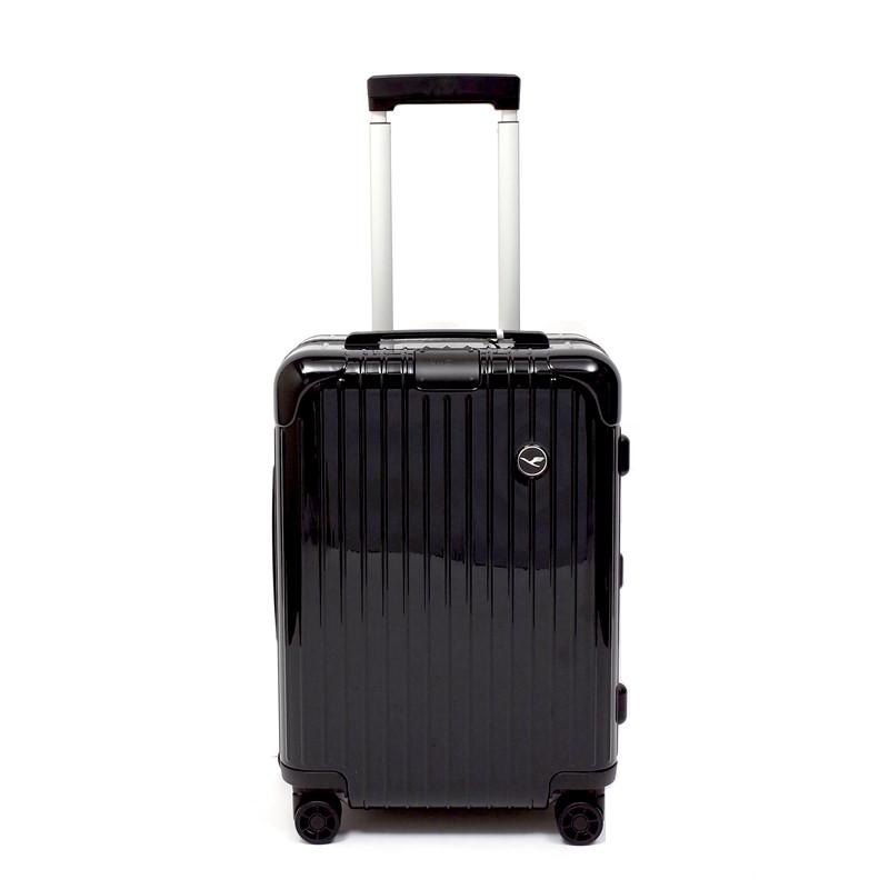 RIMOWA(リモワ)スーツケース エッセンシャル ルフトハンザエディション Cabin ブラック 36L画像
