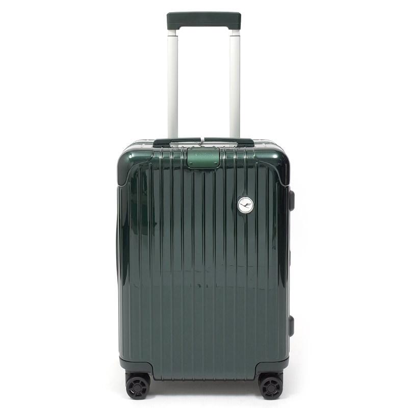 RIMOWA(リモワ)スーツケース エッセンシャル ルフトハンザエディション Cabin グリーン 36L画像