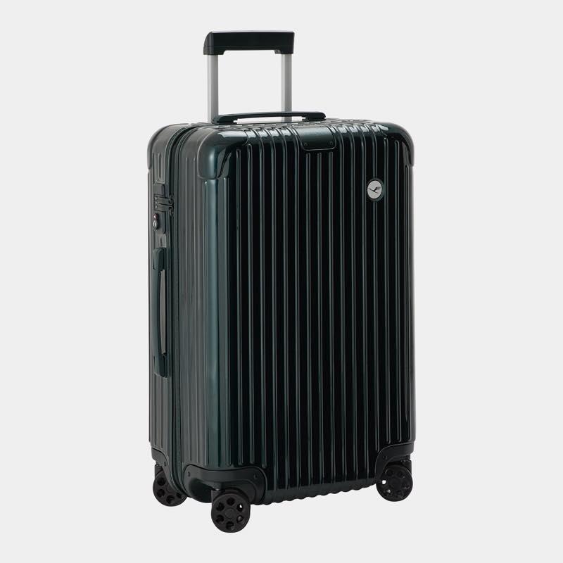 RIMOWA(リモワ)スーツケース エッセンシャル ルフトハンザエディション Check-In M グリーン 60L画像