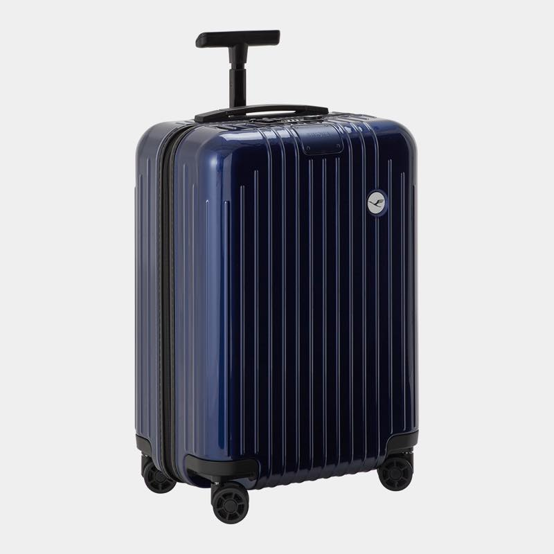 RIMOWA(リモワ)スーツケース エッセンシャルライト ルフトハンザエディション Cabin ブルー 37L画像