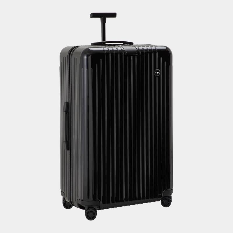 RIMOWA(リモワ)スーツケース エッセンシャルライト ルフトハンザエディション Check-In L ブラック 81L画像
