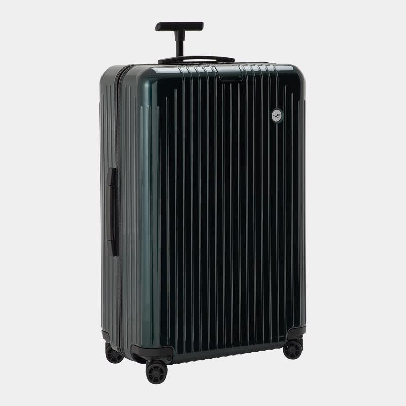 RIMOWA(リモワ)スーツケース エッセンシャルライト ルフトハンザエディション Check-In L グリーン 81L画像