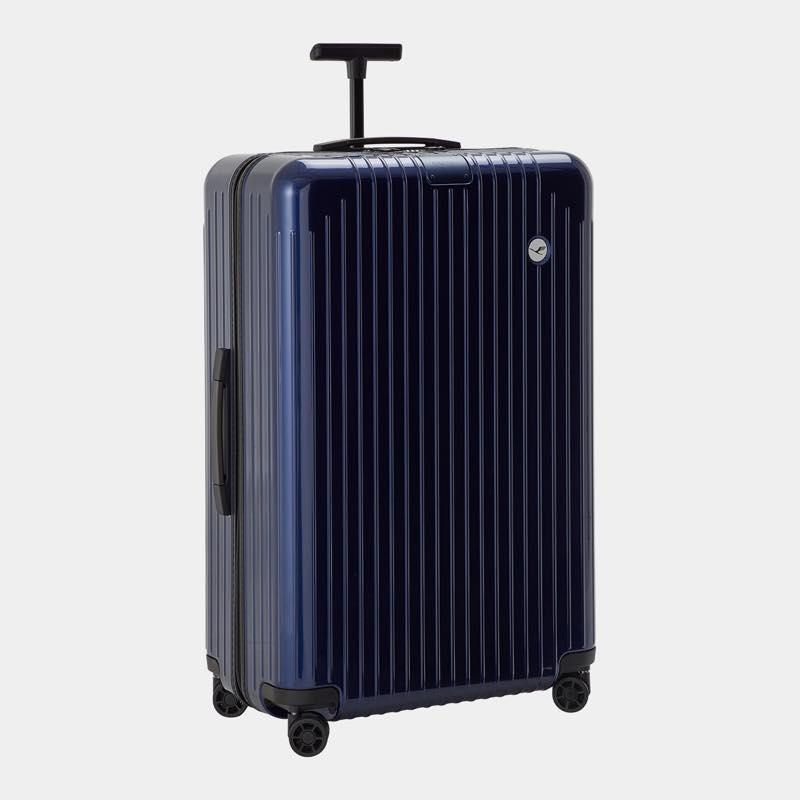 RIMOWA(リモワ)スーツケース エッセンシャルライト ルフトハンザエディション Check-In L ブルー 81L画像