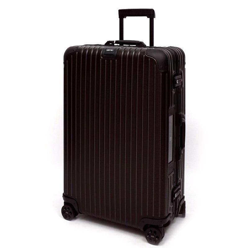 リモワスーツケース リモワ トパーズ ステレス 電子タグ 924.70.01.5 在庫商品 78 リットル 4輪画像