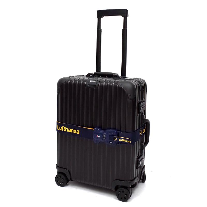 ルフトハンザ TSA 海外限定ベルト 在庫商品