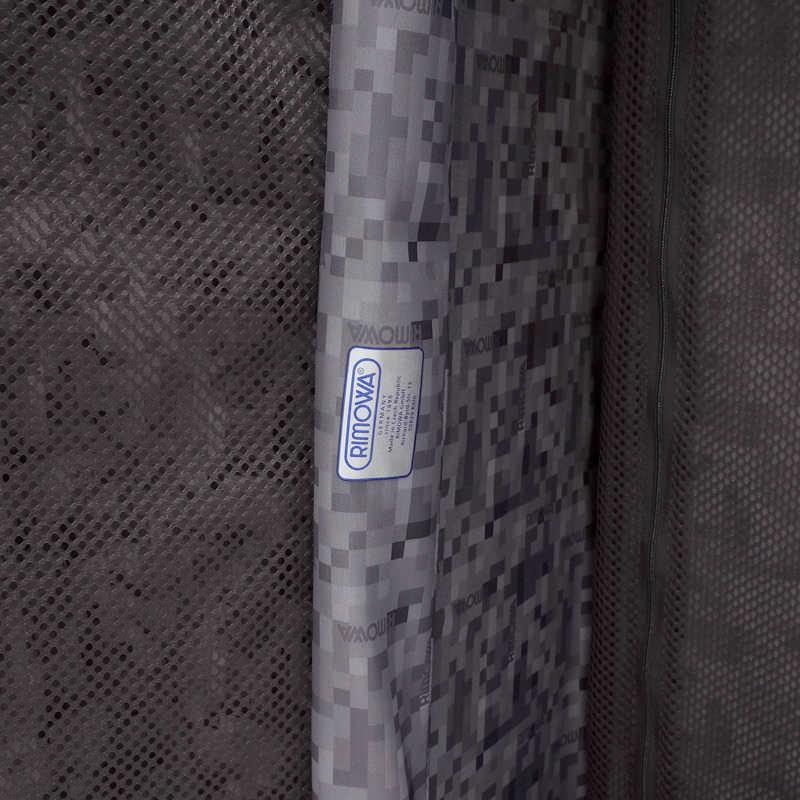 リモワ サルサ 電子タグ 811.75.32.5 92リットル 4輪