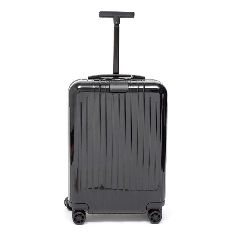 RIMOWA(リモワ)スーツケース リモワ エッセンシャル ライト 823.52.62.4 キャビンS ブラック画像