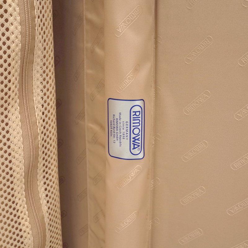 リモワ サルサデラックス 3Suiter 830.75.52.4 94リットル 4輪
