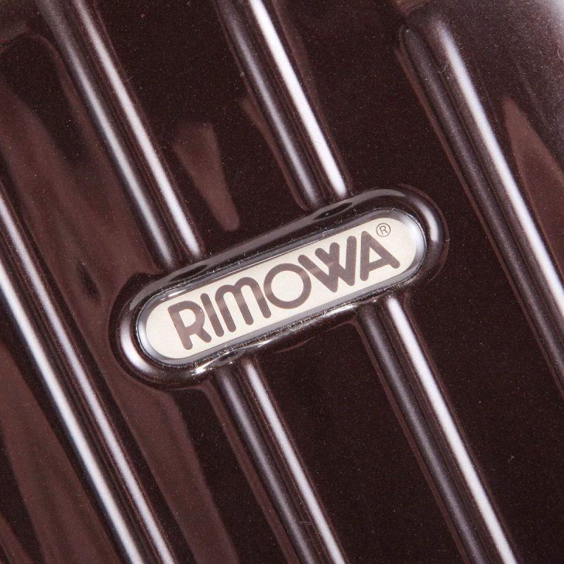 リモワ サルサ デラックス 830.75.54.4 107リットル 4輪