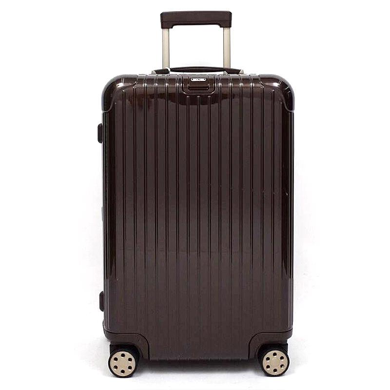 RIMOWA(リモワ)スーツケース リモワ サルサ デラックス 電子タグ 831.63.52.5 63リットル 4輪画像