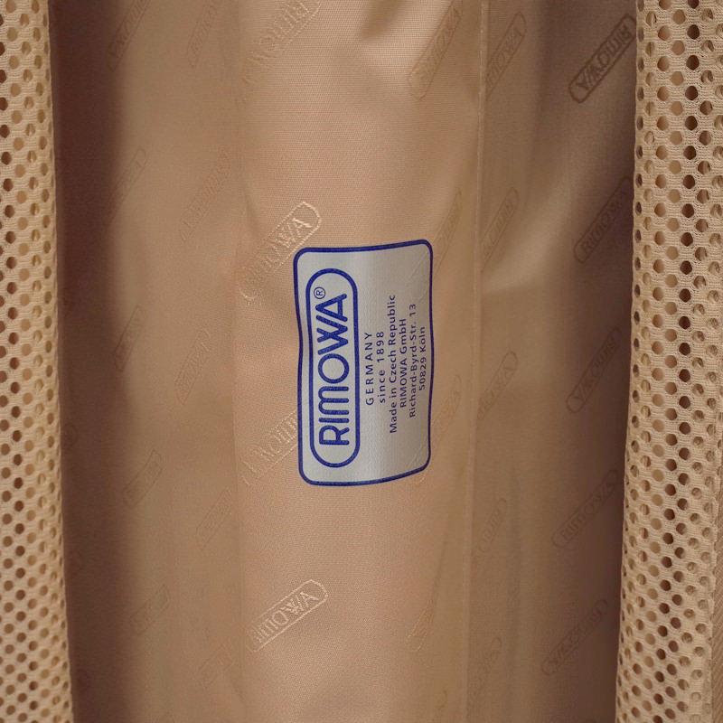 リモワ サルサ デラックス 電子タグ 831.63.53.5 63リットル 4輪