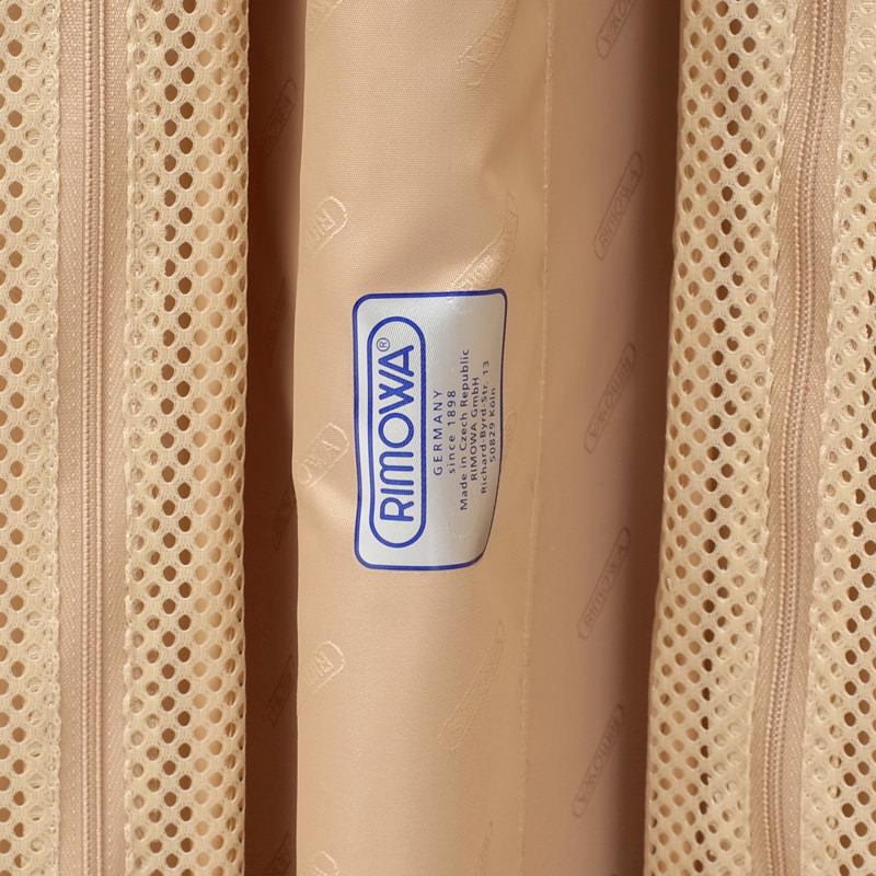 リモワ サルサ デラックス 電子タグ 831.70.53.5 78リットル 4輪