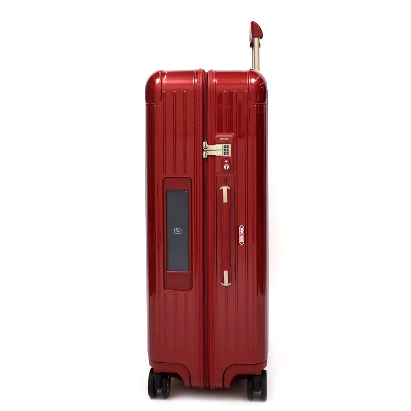 【週末限定価格】リモワ サルサ デラックス 電子タグ 831.73.53.5 87リットル 4輪