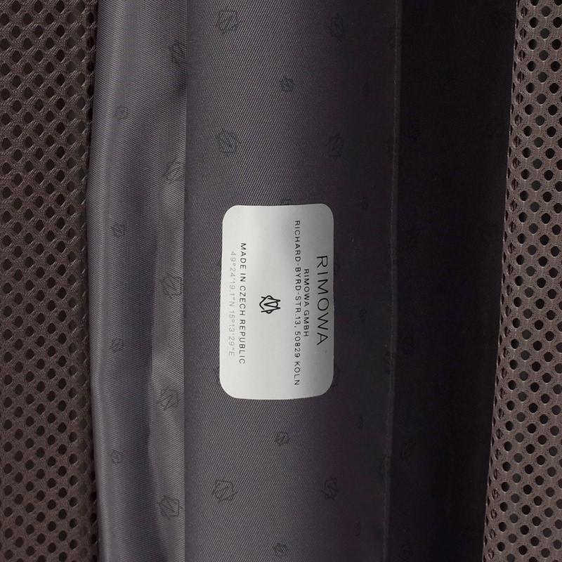 リモワ エッセンシャル 832.52.63.4 キャビンS 34L マットブラック