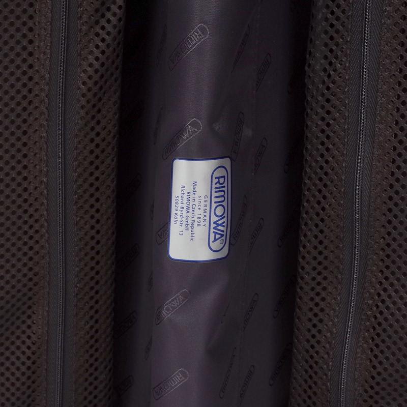 リモワ サルサデラックス ハイブリッド 840.56.12.4 46リットル 4輪