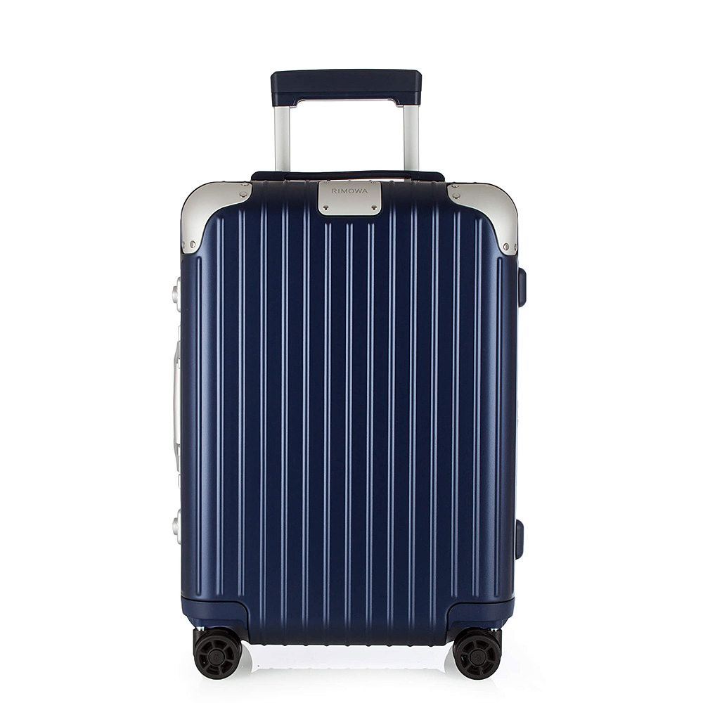 RIMOWA(リモワ)スーツケース リモワ ハイブリッド 883.52.61.4  キャビンS マットブルー 32L画像
