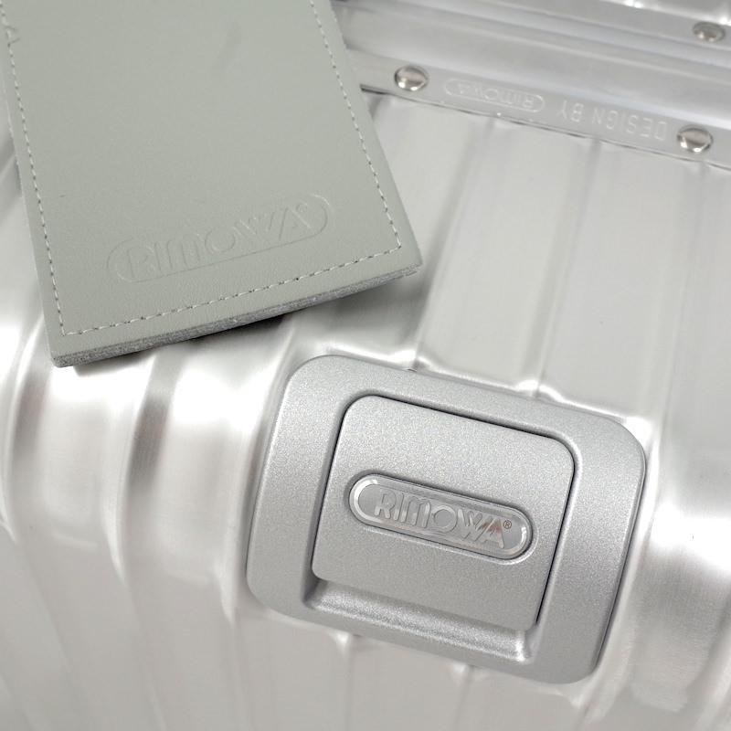 リモワ トパーズ 924.70.00.5 電子タグ 78リットル 4輪