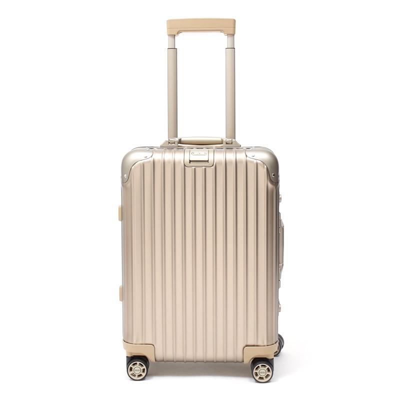 RIMOWA(リモワ)スーツケース リモワ トパーズ チタニウム 923.52.03.4 32リットル 4輪画像