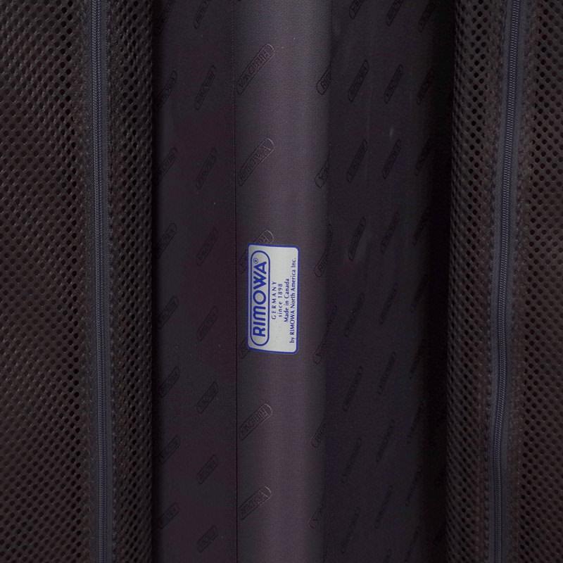 リモワ トパーズ ステルス 電子タグ 923.80.01.5 100リットル 4輪