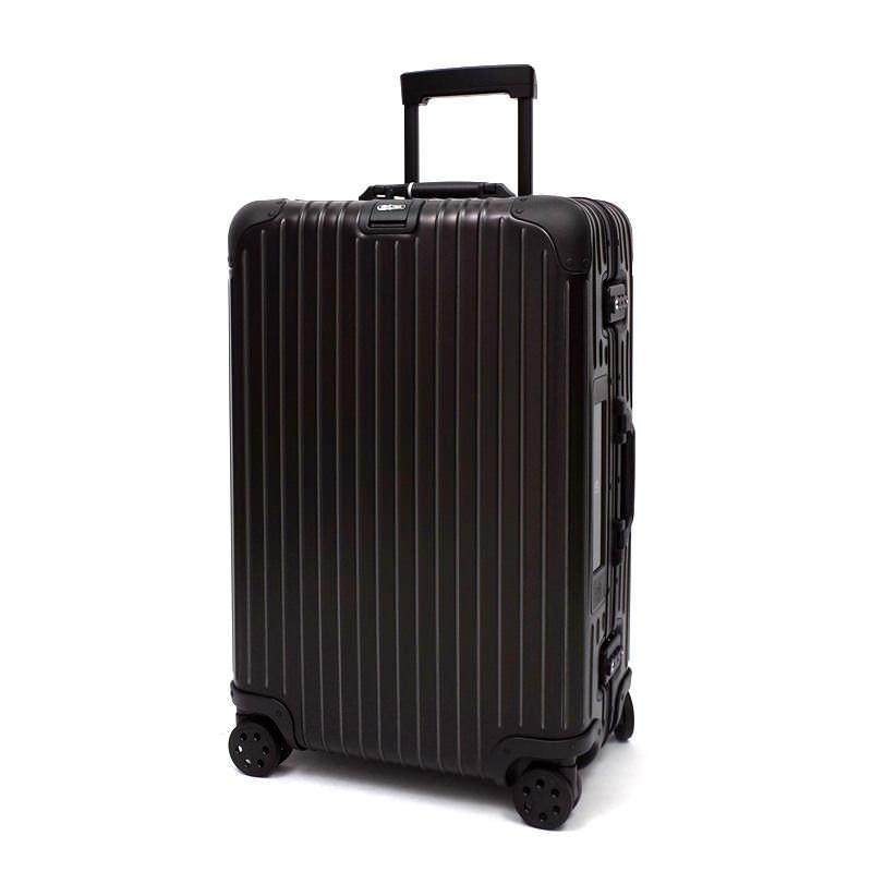 RIMOWA(リモワ)スーツケース リモワ トパーズ ステレス 電子タグ 924.63.01.5 67 リットル 4輪画像