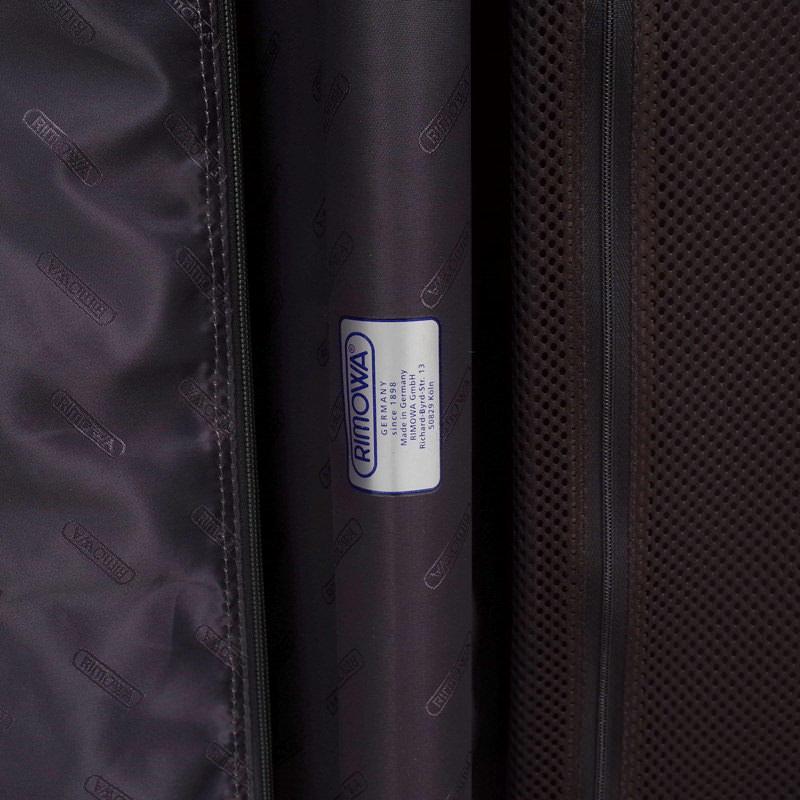 リモワ トパーズ ステレス 電子タグ 924.63.01.5 67リットル 4輪