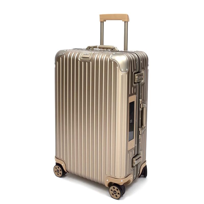 RIMOWA(リモワ)スーツケース リモワ トパーズ チタニウム 電子タグ 924.63.03.5 67 リットル 4輪画像