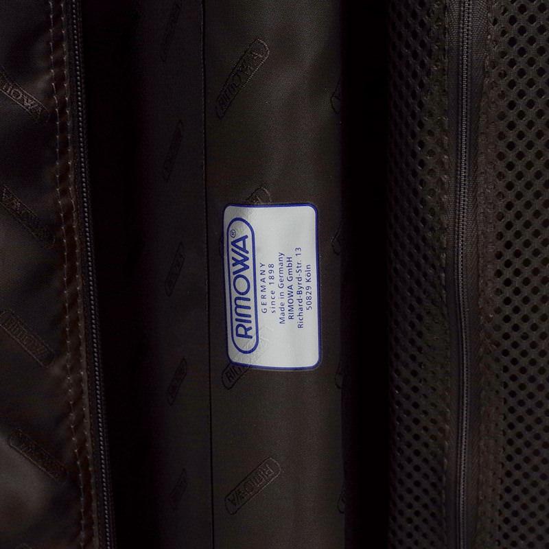 リモワ トパーズ チタニウム 電子タグ 924.63.03.5 67 リットル 4輪