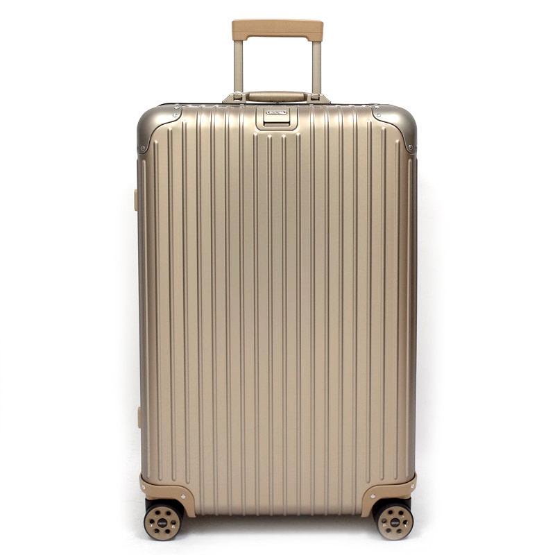 リモワ トパーズ チタニウム 電子タグ 924.70.03.5 78 リットル 4輪