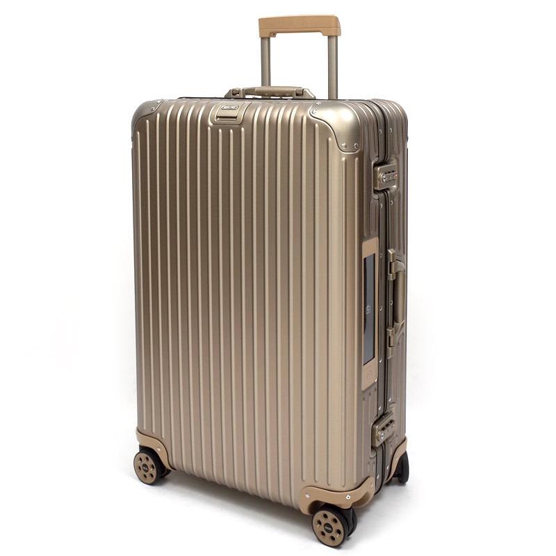 RIMOWA(リモワ)スーツケース リモワ トパーズ チタニウム 電子タグ 924.70.03.5 78リットル 4輪画像