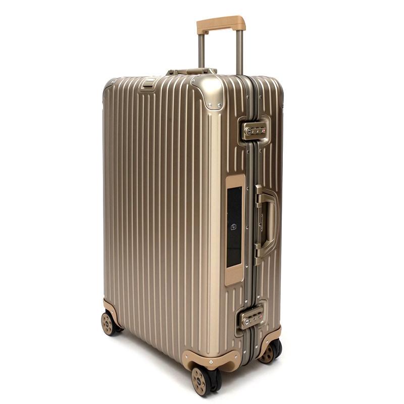 RIMOWA(リモワ)スーツケース リモワ トパーズ チタニウム 電子タグ 924.70.03.5 在庫商品 78リットル 4輪画像