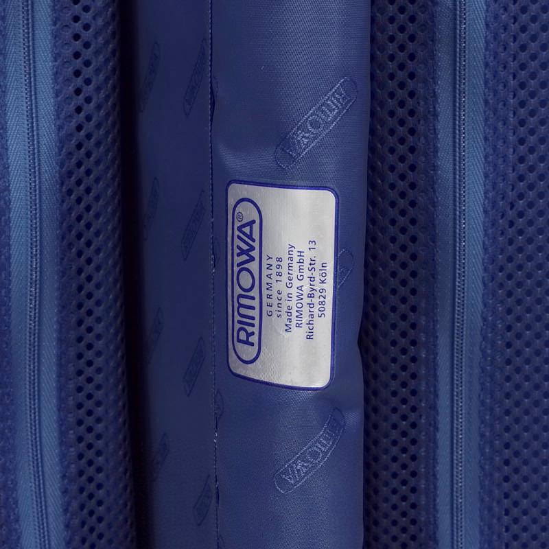リモワ トパーズ 電子タグ 924.73.00.5 82リットル 4輪