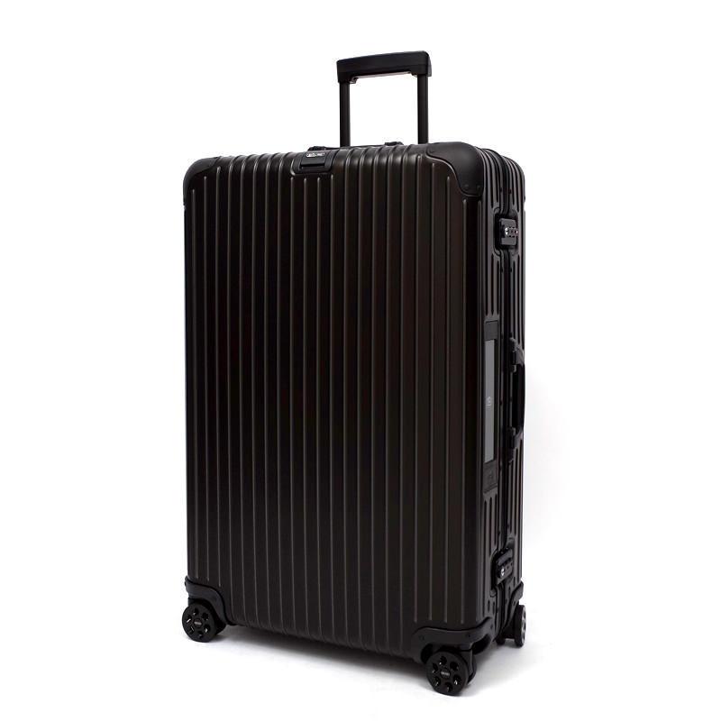 RIMOWA(リモワ)スーツケース リモワ トパーズ ステレス 電子タグ 924.77.01.5 98 リットル 4輪画像