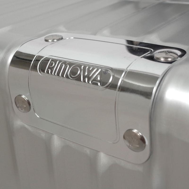 リモワ クラシックフライト 971.63.00.4 60リットル 4輪
