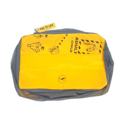 ルフトハンザ限定 ランドリーバッグ Lサイズ 在庫商品