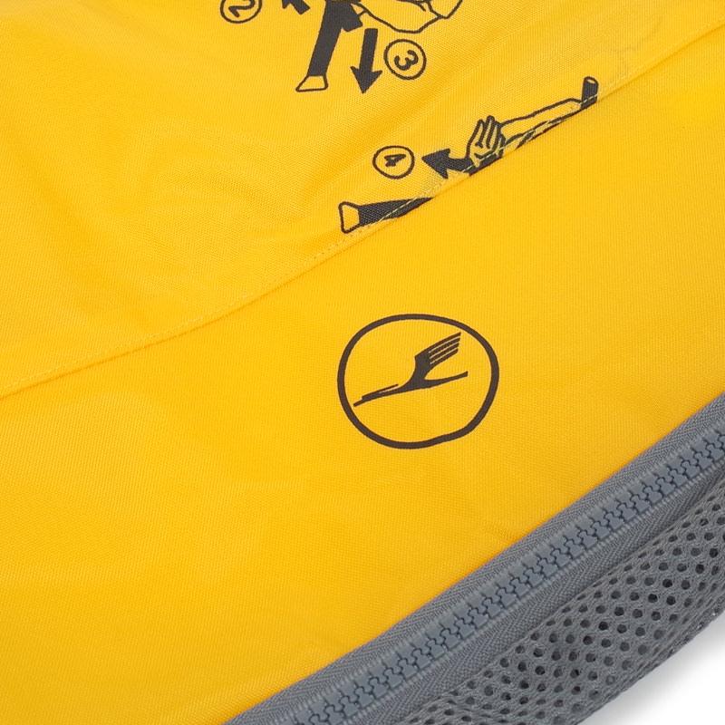 ルフトハンザ限定 ランドリーバッグ Sサイズ 在庫商品