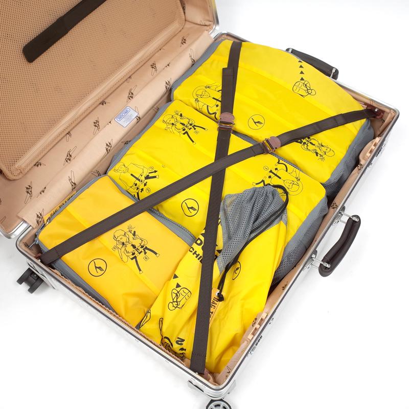 リモワスーツケース ルフトハンザ限定 トラベルセット 在庫商品画像
