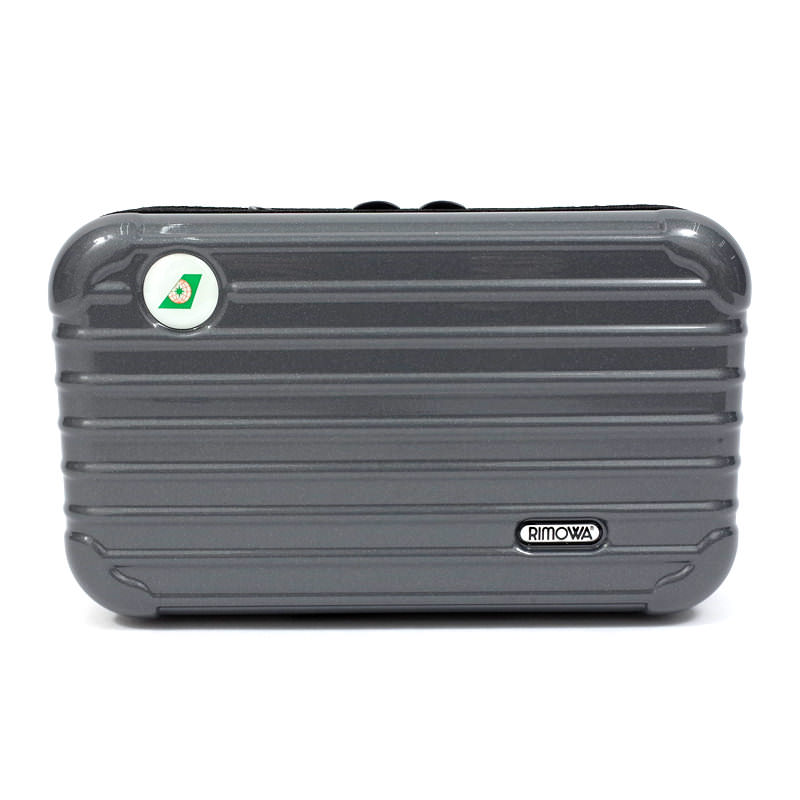 RIMOWA(リモワ)スーツケース EVA航空限定 アメニティケース 在庫商品 グレー画像