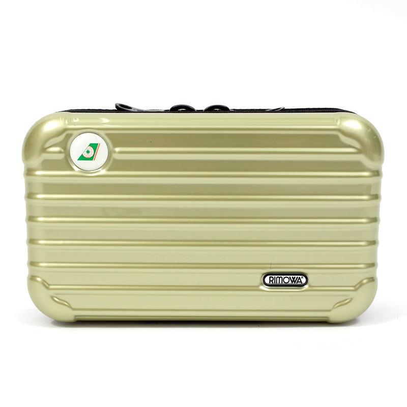 リモワスーツケース EVA航空限定 アメニティケース 在庫商品 ライムグリーン画像